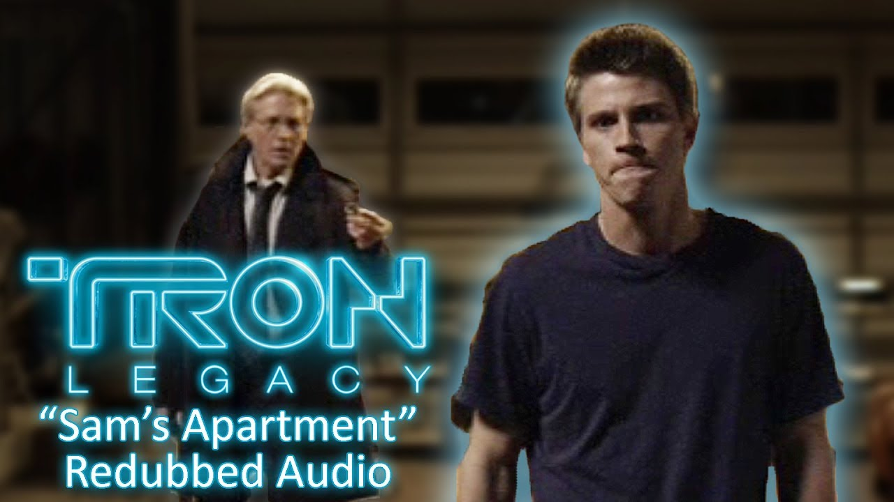 Tron Legacy Sam S Apartment Audio Redub