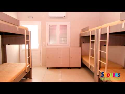Skouras camp: Accommodation - Διαμονή