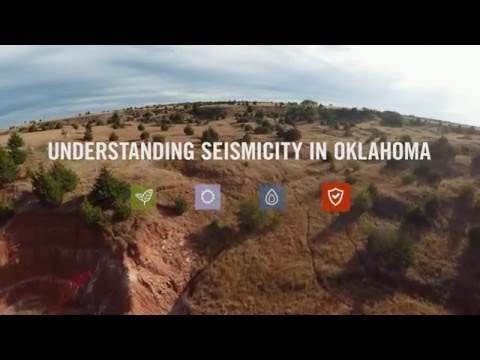 OERB | Understanding Seismicity in Oklahoma | Environmental Stewardship