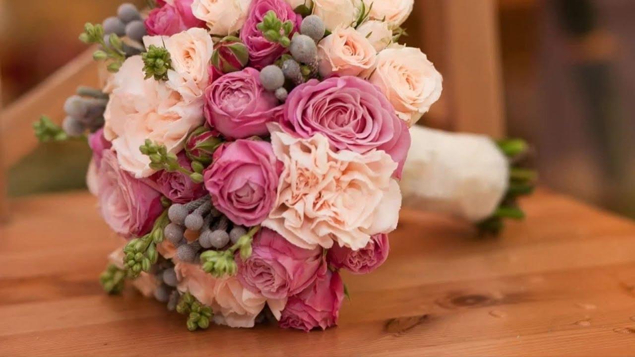 Imagini Cu Buchete Superbe De Mireasa Pentru Nunti Youtube