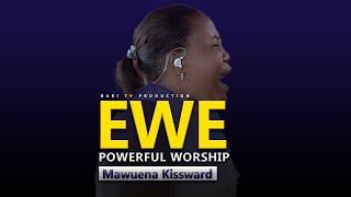 EWE WORSHIP SONGS - POWERFUL MEDLEY   MAWUENA KISSWARD