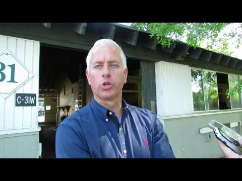 Todd Pletcher Interview 5.29.15