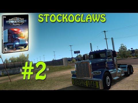 American Truck Simulator New Mexico Add On  /w Stockoglaws - Ep 2