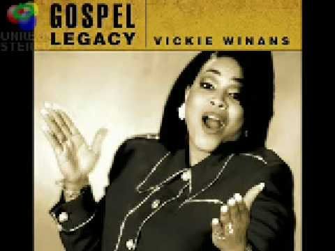 Vickie Winans quot Safe In His Arms