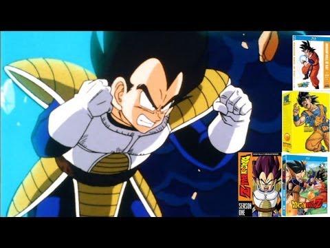 Dragon Ball Z season 1. Which version should you get?