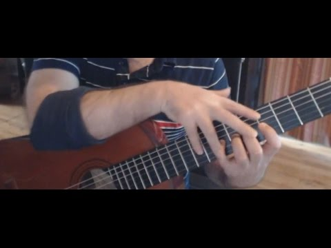 The 3 Left Hand Positions (w/ PDF) - Classical Guitar Technique