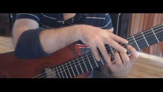 The 3 Left Hand Positions (w/ PDF) - Classical Guitar Technique
