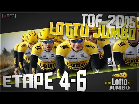 Tour de France 2015 | Lotto NL-Jumbo | Etape 4-6