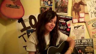 Josh Turner- Long Black Train Cover (Madelyn Victoria)