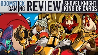 Shovel Knight King of Cards – FULL REVIEW | A Truly Stacked Deck (Video Game Video Review)