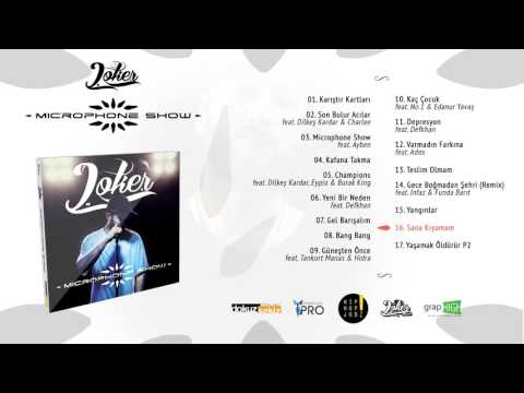 Joker - Sana Kıyamam (Official Audio)