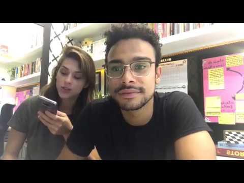 Sophia Abrahão e Sergio Malheiros fizeram  transmissão ao vivo no facebook !!