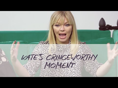 The Shame! Kate Thornton Reveals Her Most Cringeworthy Moment