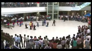 Aircel - Pocket Internet Games - Flash Mob (Boxing)