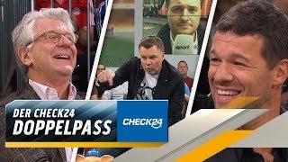 Best of Doppelpass: Die lustigsten Momente der Bundesliga-Hinrunde | SPORT1
