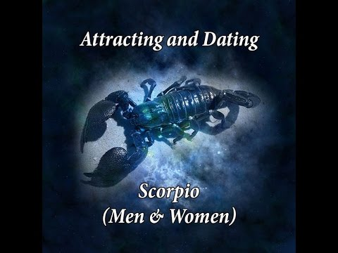 just started dating a scorpio man
