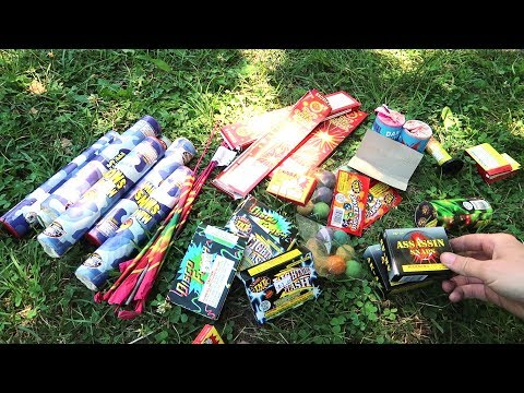 Random Bits 0211: 2018 Fireworks Reviews, Deals, Overpriced Garbage
