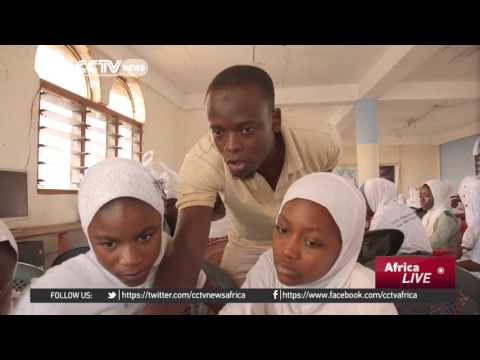 Club imparts skills to girls living in Accra's poor communities