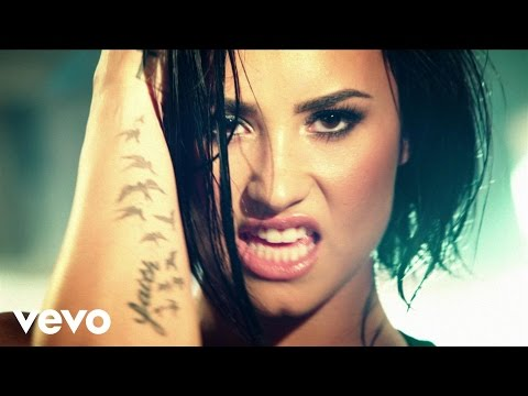 Thumbnail: Demi Lovato - Confident (Official Video)