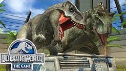 Jurassic World: Das Spiel #5 - Die neuen FLEISCHFRESSER & MACHT ist GELD! | LP JW Deutsch