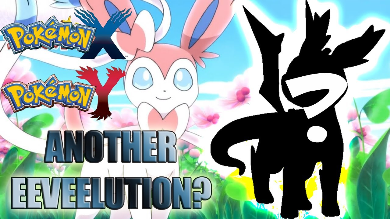 Pokemon     sylveon reveals another new eevee evolution analysis youtube also rh