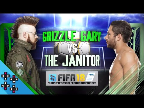SHEAMUS vs. NOAM DAR - FIFA 18 Superstar Tournament Semifinals - Gamer Gauntlet