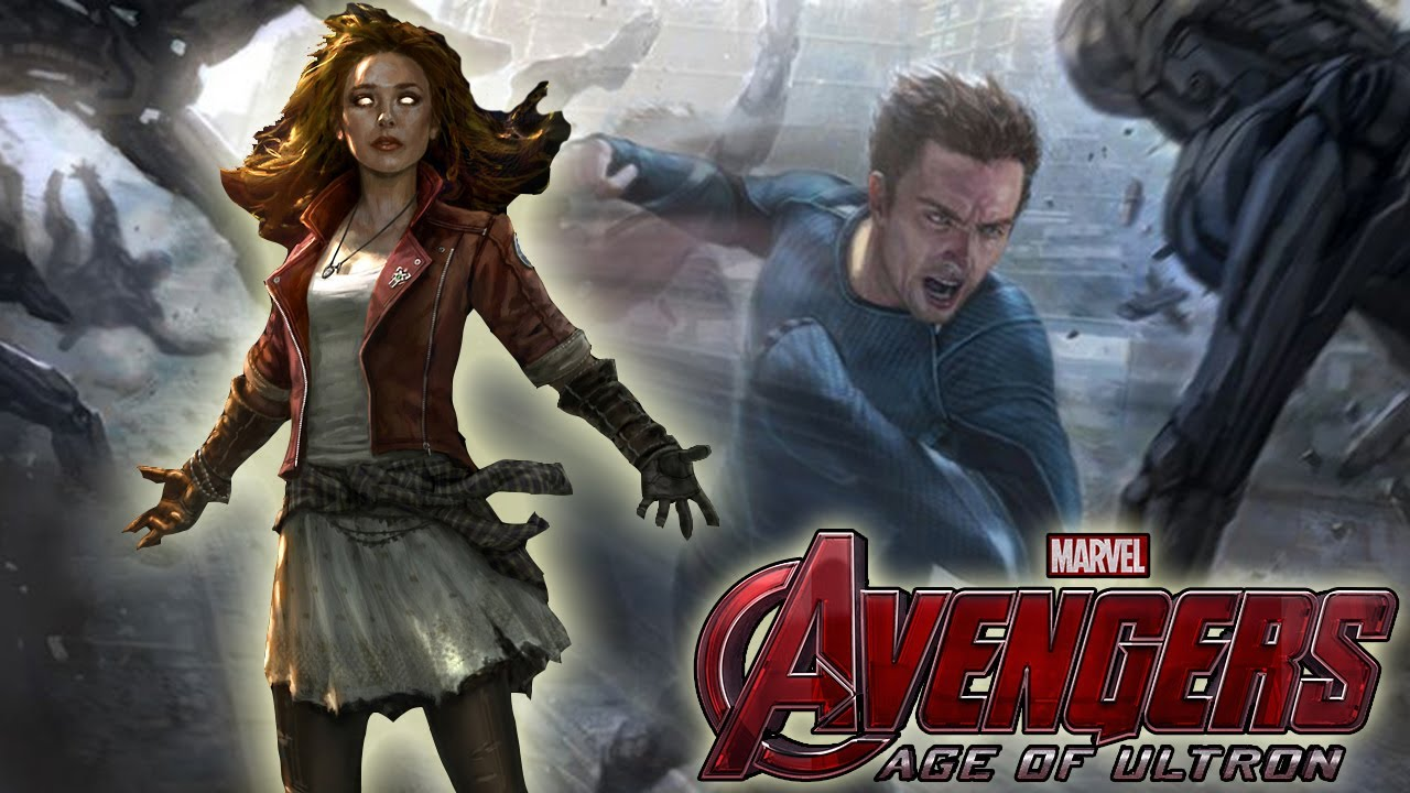 2019 year for girls- Scarlet and quicksilver witch avengers 2 photo