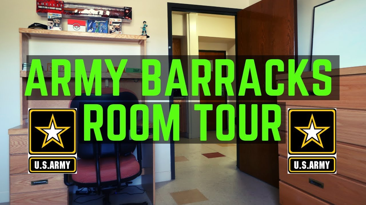 Download ARMY BARRACKS ROOM TOUR (2019) | FORT BLISS, TEXAS