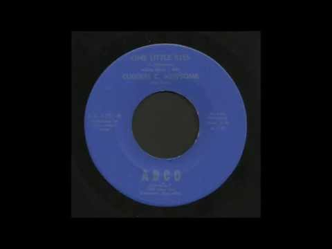 Cuddles C. Newsome - One Little Kiss - Country Bop 45