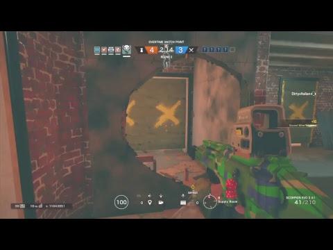 Rainbow 6 siege White nosie [PS4] What else !!!
