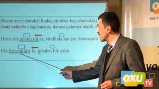 Oxu.TV IX Azerbaycan Dili Zerflik Budaq Cumlesi