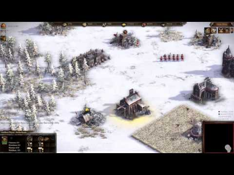 Cossacks 3 Guardians of the highland - first game