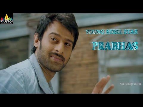 Mirchi Movie Prabhas Introduction Scene | Prabhas, Anushka, Richa | Sri Balaji Video