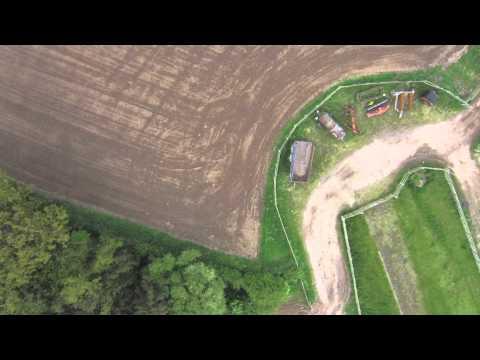 UAV Dam Survey