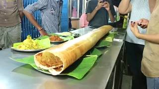 How Big Is Your Dosa?