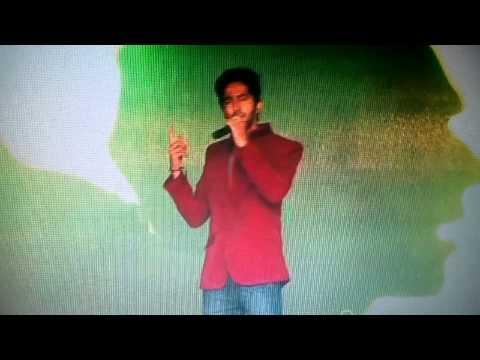 Abhishek singh rana asr live on stage