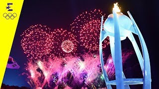 Winter Olympics Closing Ceremony Highlights   Pyeongchang 2018   Eurosport