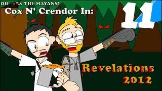Revelations 2012 [Part 11] - Crendor, Garlic Bread, and Romancing Ladies