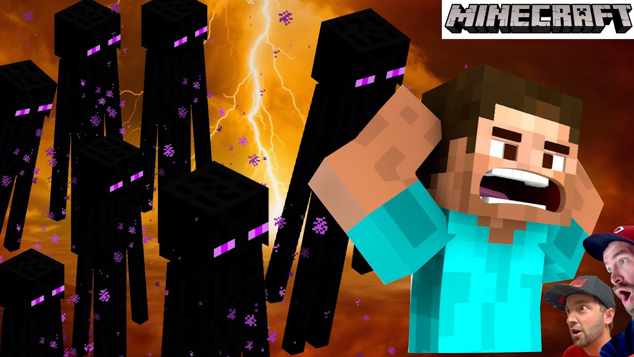 THEY ALL WANT TO KILL ME! / Mastering Minecraft 48
