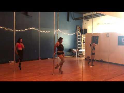LAVENDER AND VELVET  Alina Baraz  Shari group choreo