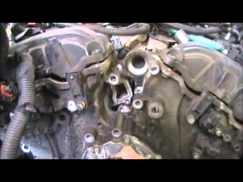 2004 Cadillac Timing Chains Part 2 Wmv Youtube
