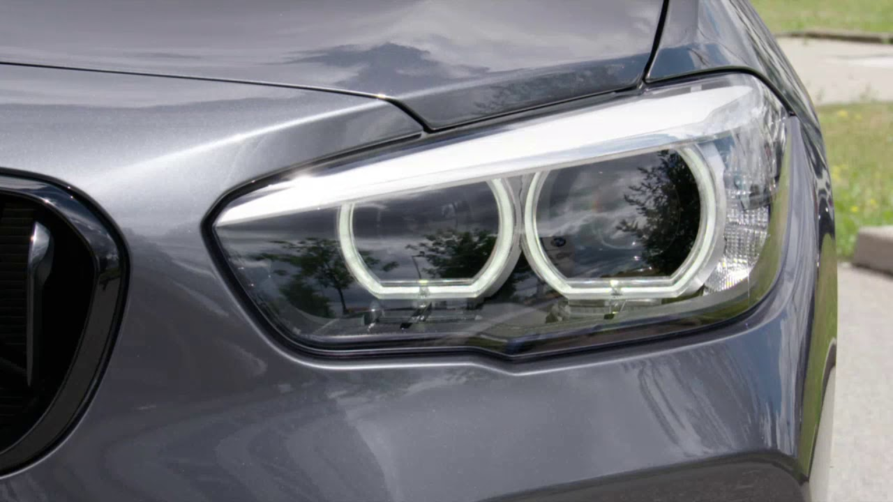 2018 BMW 1 Series LED Adaptive Headlights & Tail Lights