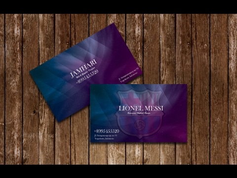 Photoshop mockup tutorial how to create space themed business card photoshop mockup tutorial how to create space themed business card in photoshop cs6 part 1 colourmoves Images