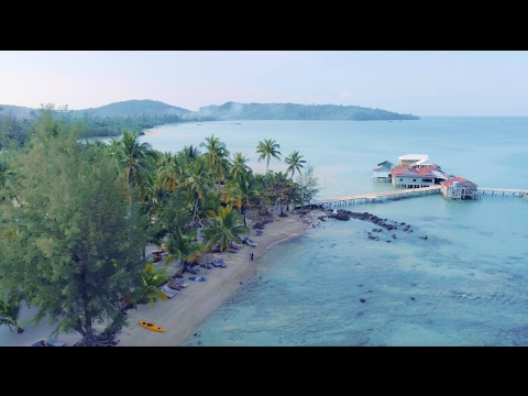 KOH RONG ISLAND - OUT OF THIS WORLD