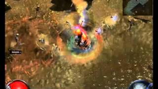 Path of Exile Lagomorph Build VS Level 66 Dried Lake Map 2 unique drops!