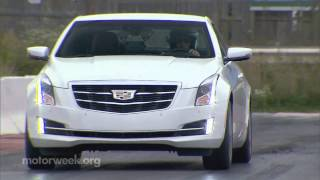 Cadillac ATS Coupe 2015 Videos