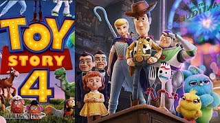 Toy Story 4 2019 Cast Voices And Characters - Toy Story Movie Actor Reparto Películas