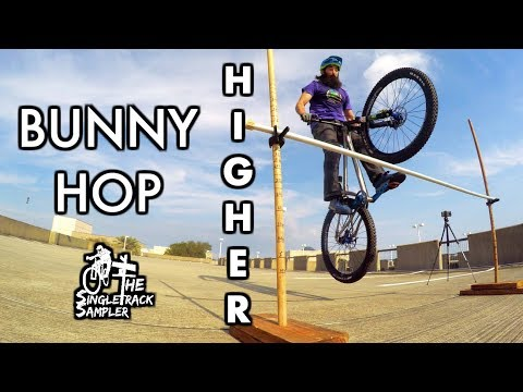 How to Bunny Hop Your MTB HIGHER // Today We Learn Ep. 1