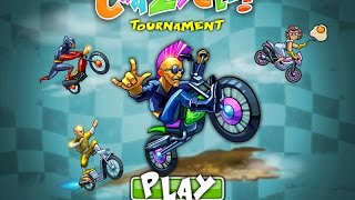 Crazycle Tournament Gameplay Trailer