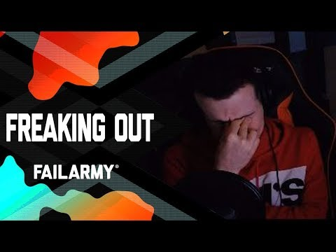 Hellyeahplay смотрит: Freaking Out: Why I Shouldn't Be Allowed in Public | FailArmy